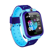 Children Smart Watch Camera Lighting Touch Screen Call Touch Screen Tracking Location Kids Baby