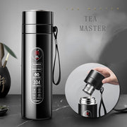 Stainless Steel Tea Infuser Thermos Mug Flask