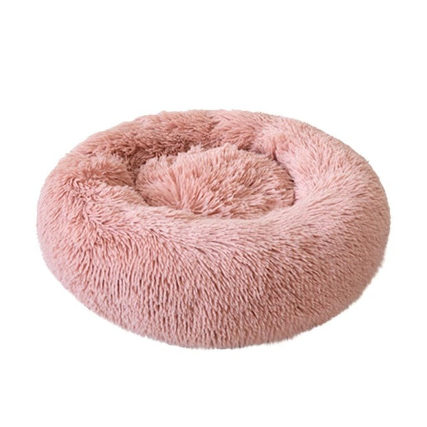 Long Plush Super Soft Pet Bed