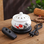 Timing Electric Plug Ceramic Perfume Diffuser