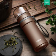 300ml 400ml Tea Filter With Tea Separation Strainer Infuser Flask