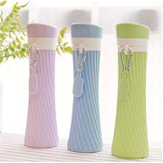500ml New Foldable Creative Portable  Outdoor Sports Traveling Water Bottles