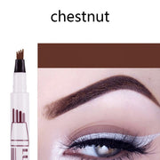 1Pc Women Makeup Sketch long Lasting Liquid Eyebrow Pencil Liner Waterproof Tattoo Dye