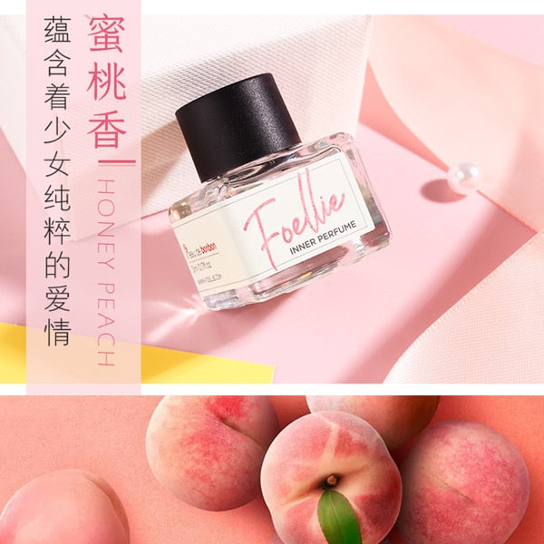 FOELLIE Inner Perfume Feminine Care Hygiene Cleanser Perfume for Underwear Fragrance Scent 5ml