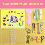 Children Beads Crafts 5200pcs DIY Beads Crystal Creative Material Magic Puzzle Toys