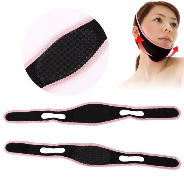 Anti Snor 3D Face Shape Slimmer Mask Belt Beauty&health tool V-Face Correction Face