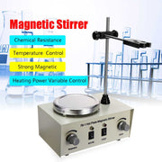 110/220V Heating Magnetic Stirrer Lab Mixer Hot Plate Lab Dual Control Mixer