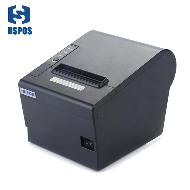 WIFI Bluetooth receipt 80mm thermal printer Receipt Auto Cutter Support Logo