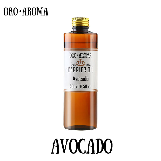 Avocado oil natural aromatherapy high-capacity skin body care essential oil