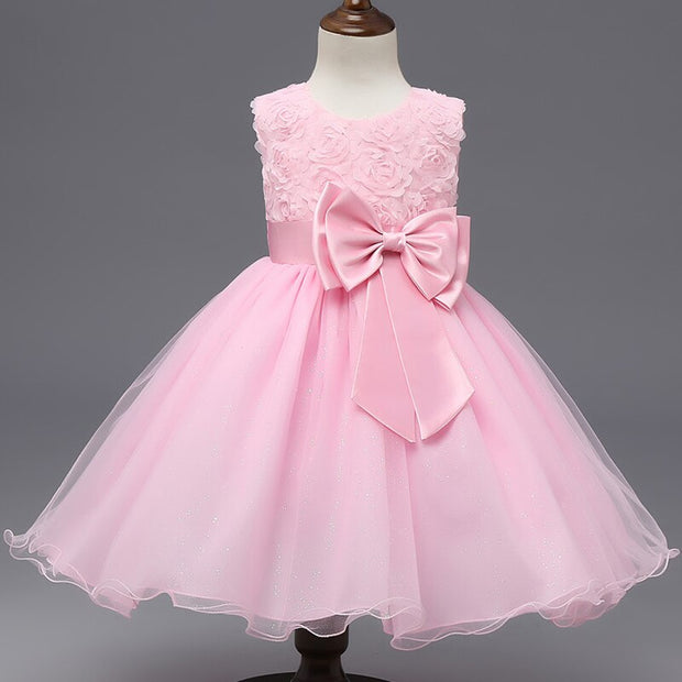 Dress for Teen Girls Elegant Wedding Tulle Lace Princess Party Pageant Formal Gown