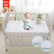 Waterproof Baby Mattress Protector Breathable Pad Anti Mite Dust