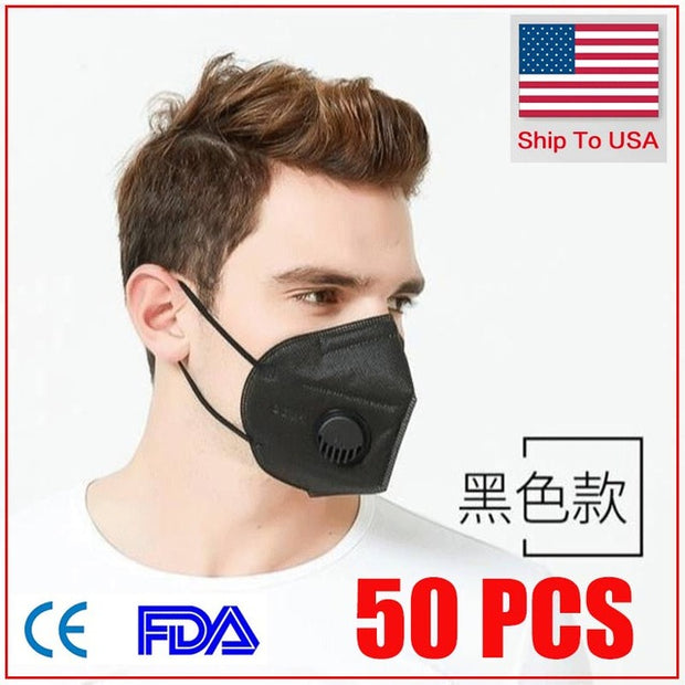 Face Mask-N95 , KN95 Reusable Protction antivirus ffp3mask ffpp2