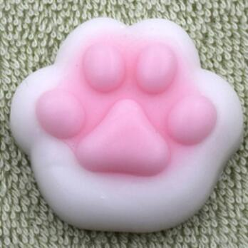 Mini Squishy Cute Cat Antistress Ball Squeeze Soft Sticky Stress Relief Funny Gift Toy