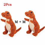 JORMEL 2Pcs Dog Toys