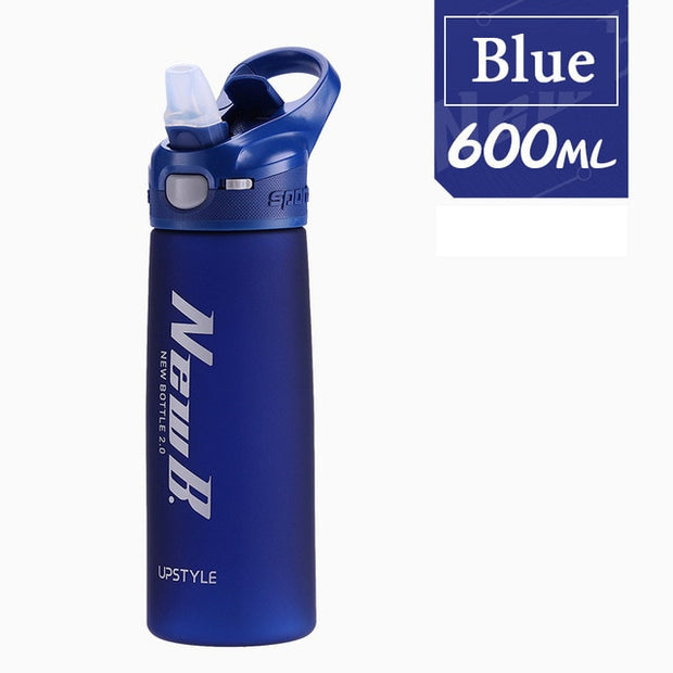 750/600ML Sport Shaker Water Bottle