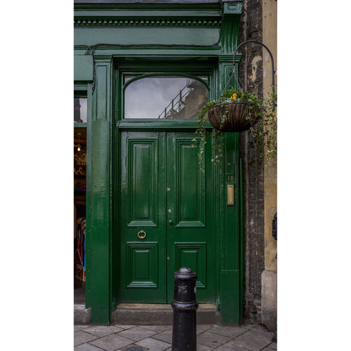That Green Door