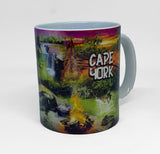Adventure Sunset Coffee Mug