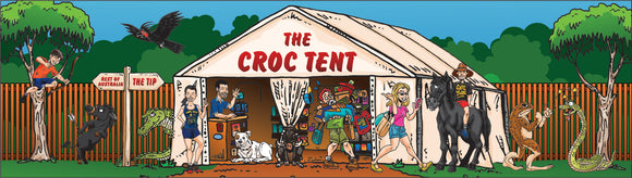 The Croc Tent Gift card