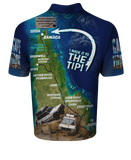 """Iconic"" Men's Short Sleeve Sublimated Polo"