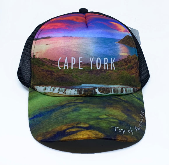 Cape York Waterfalls Truckers Cap