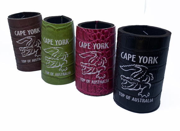 Cape York Croc Skin Cooler