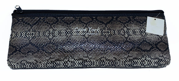 Cape York Snake Skin Small Neoprene Pencil Case