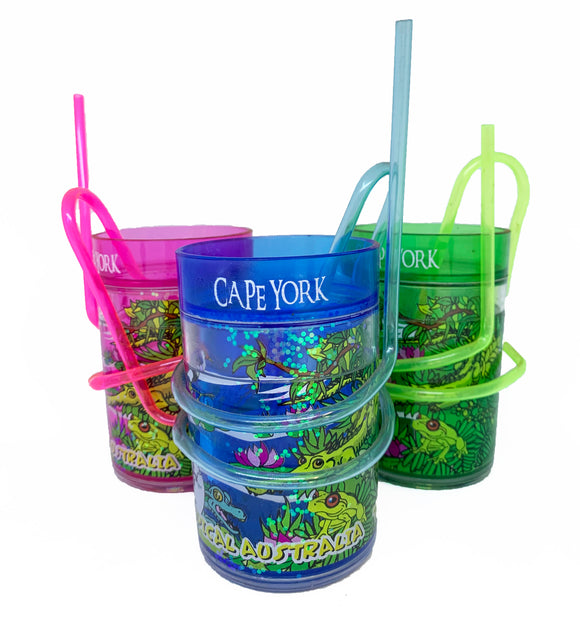 Crazy Straw Cup