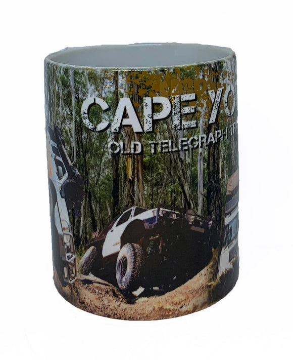Cape York Chaos Coffee Mug (White)