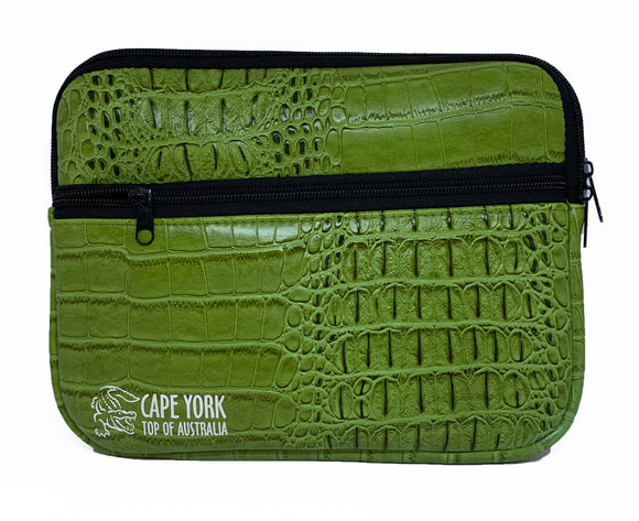 Crocodile Skin iPad Case