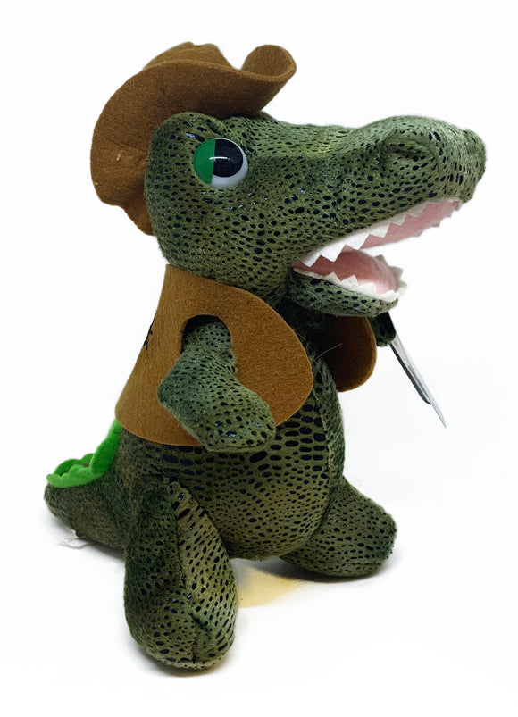 Swaggy Croc Plush Toy
