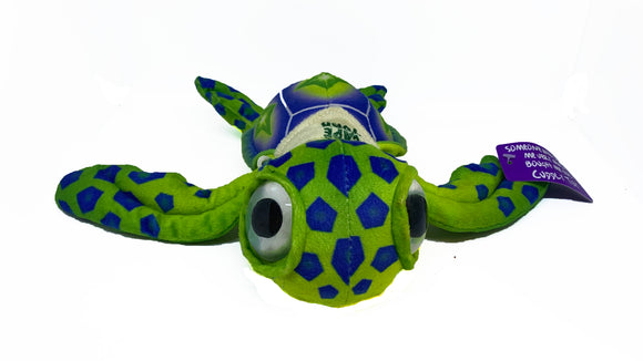Spotty Turtle Plush Toy