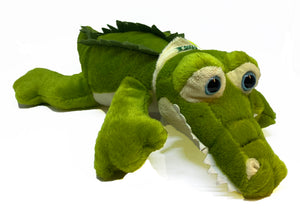 Laying Croc Plush Toy