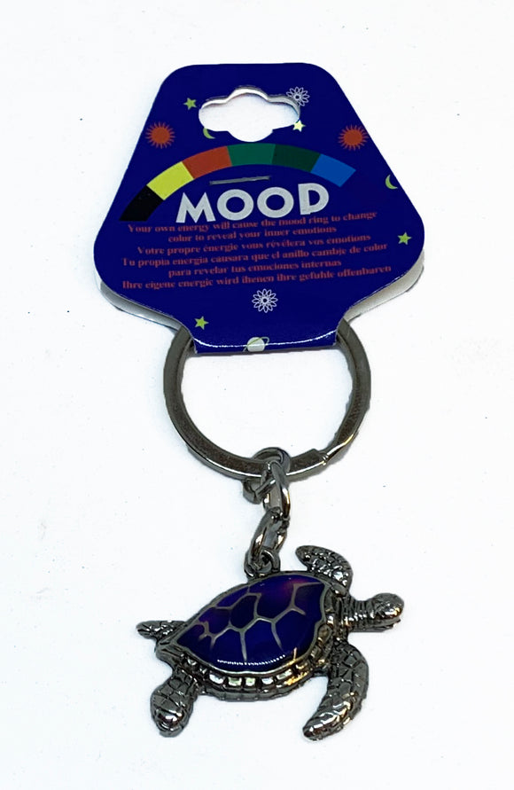 Mood Turtle Keyring