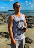 Classic Cape York Grey Men's Singlet