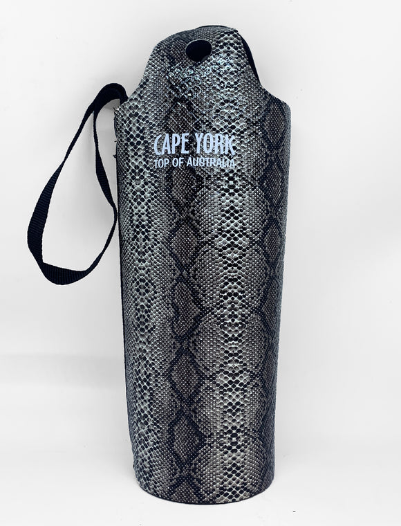 Snake Skin Wine Bottle Cooler
