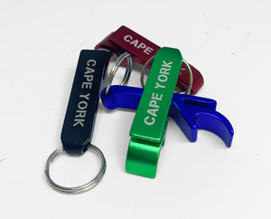 Bottle Cap Opener Keyring
