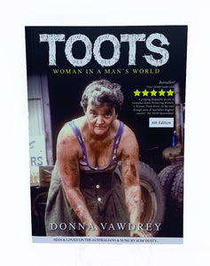 Toots - Woman In A Man's World Paperback Book