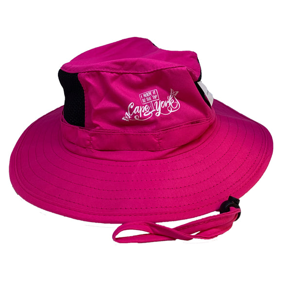 Brush Art Mesh Bucket Hat