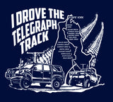 I Drove the Telegraph Track Men's Singlet