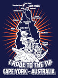 I Rode to the Tip Tee