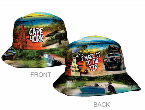 Adventure Bucket Hat
