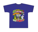 My Grandies Went to Cape York Kids T-Shirt