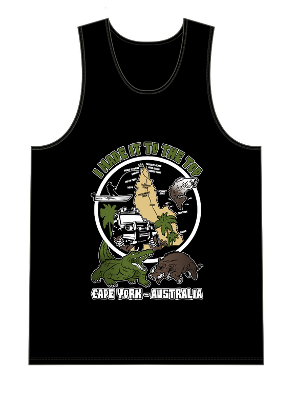 Classic Cape York Men's Singlet