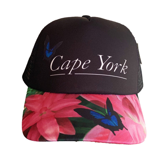 Butterfly Truckers Cap