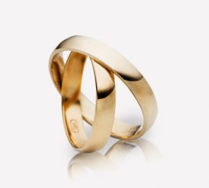 Engagement Rings 14k, Handmade; Ikr 77.000,-
