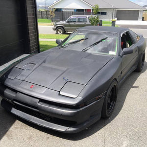 A70 Supra S type vented hood NZ sales only