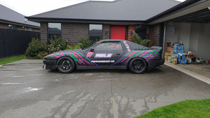 A70 Supra R type Side Skirts NZ sales only
