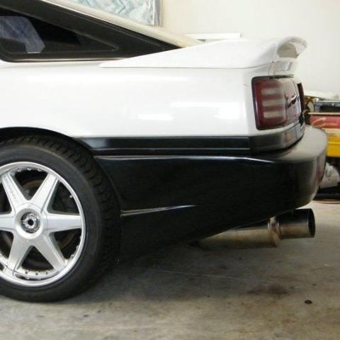 A70 Bomex Style Rear Spats