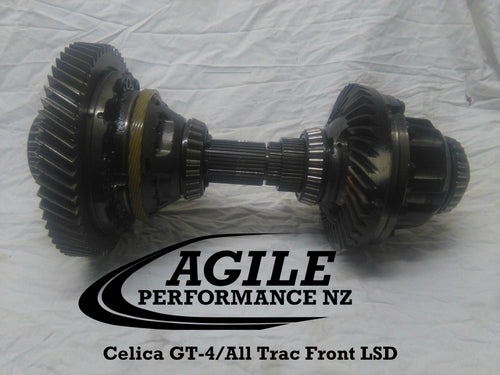 Celica GT4/All track front LSD shaft