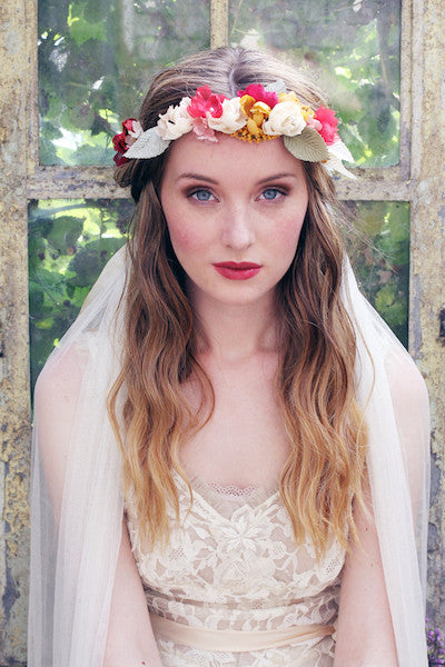 Rambling Rose Crown
